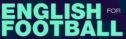 English For Football – English for Football Professionals
